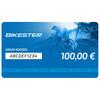 Bikester lahjakortti 100 €